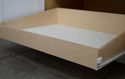 Standard Roll Out Shelves 2